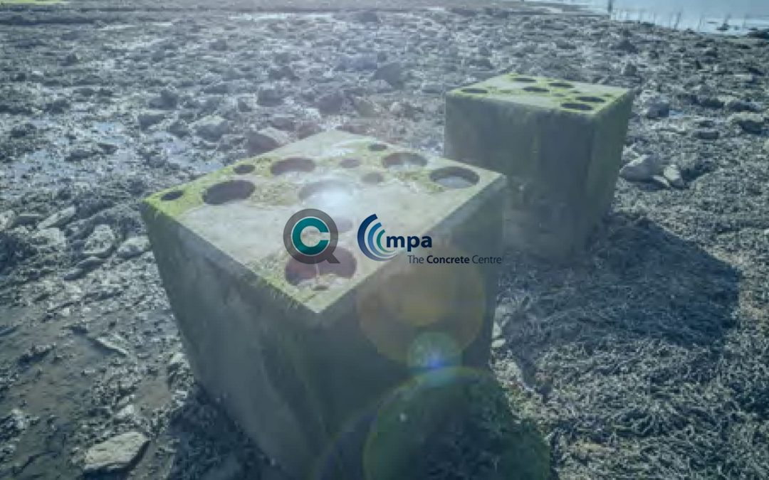 """New Feature in Concrete Quarterly 2020 – """"Giant Dice"""""""